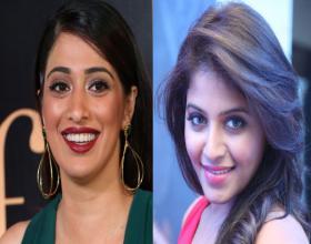 Anjali and Rai Lakshmi's new film