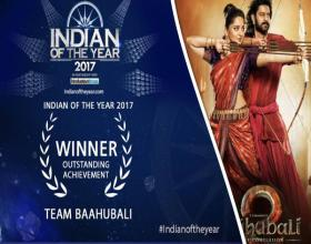 Rajamouli's team wins an award