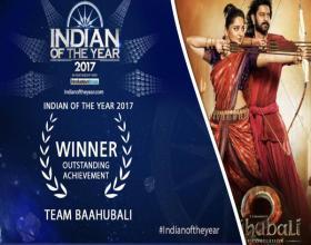 Rajamouli's team wins an award