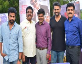 """I didn't expect Saptagiri to dance so well"" - Sai Dharam Tej"