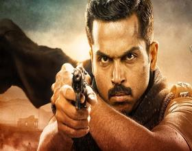 Karthi suits up as a cop for 'Khaki'
