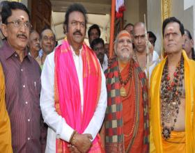 Dr.Mohanbabu sworn in as the Chairman of FDS