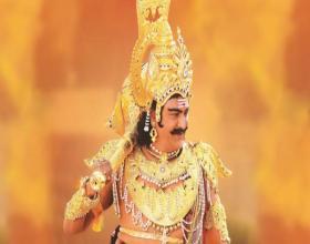 Mohan Babu as S.V.Ranga Rao