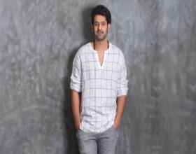 Prabhas dons new look