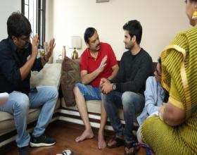 Progress on Sudheer Babu's film