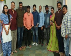 Sudheer Babu's next begins shoot
