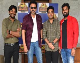 Victory Venkatesh Launched 3 Monkeys Teaser