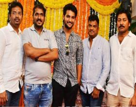 Aadi SaiKumar Movie Launched