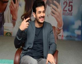 Thanks to the Audience For Mr.Majnu Success- Akhil