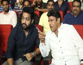 Balakrishna in ASVR Succes Meet