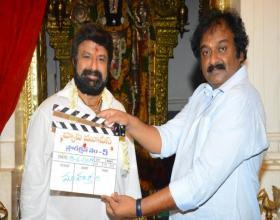 Nandamuri Balakrishna 105th Movie Launched