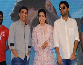 The Audience are Enjoying Bheeshma Overall- Dil Raju