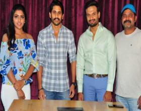 Naga Chaitanya launches 'Brand Babu' Trailer