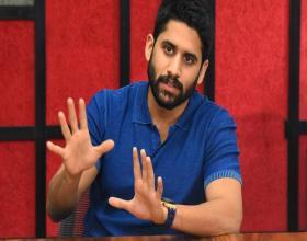 I was Shocked Watching Venkatesh on Sets- Chaitu