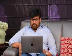 I Am Eagerly Waiting For The Film 'Kausalya Krishnamurthy' - Chiranjeevi
