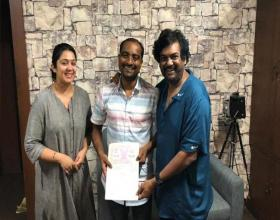 Happy to be Hat-trick Distributor With Ismart Shankar- Srinu