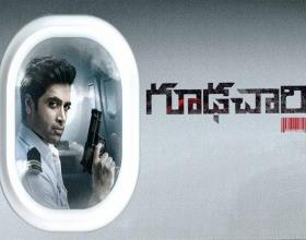 Goodachari Trailer Thrilled the Audience.