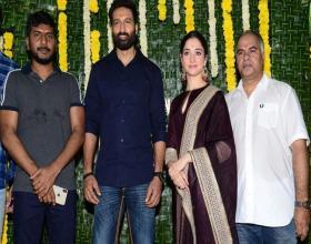 Gopichand- Sampath Nandi New Movie Launched