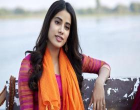 Jahnavi Kapoor Praised Vijay Devarakonda