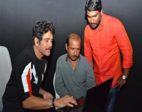 King Nagarjuna Unveiled The Teaser Of  Samudra 'Jai Sena'