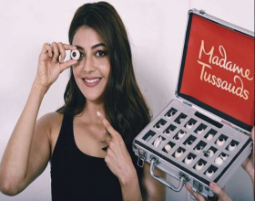 Kajal to Unveil her Wax Statue ​​​​​​​