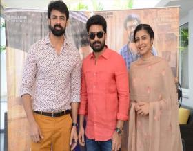 'Edhureetha' teaser launched by Nandamuri Kalyan Ram
