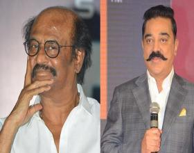 Rajini and Kamal Supports Vijay's Sarkar