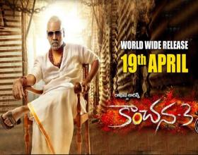 'Kanchana-3' Will Hit The Screens On April 19th