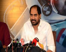 This is the first Thriller Space Film- Krish