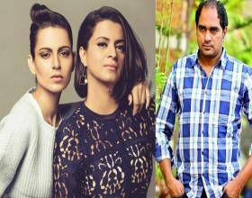 Manikarnika Issue- Kangana's Sister Reacts to Krish