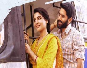 Nagarjuna and Venkatesh for 'Majili' Pre-Release Event