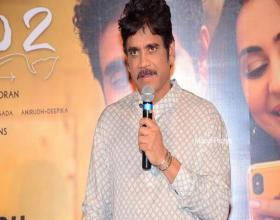 The film is Mother and Father to me- Nagarjuna