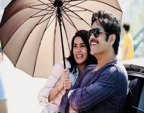Manmadhudu With Kodalu Pilla on sets