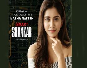 Nabha Natesh Joins 'iSmart Shankar'
