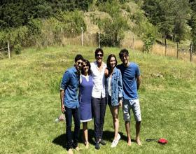 Nagarjuna Joins Brahmastra Team in Bulgaria