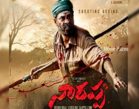 'Naarappa' Action Sequences Shot At Tamil Nadu