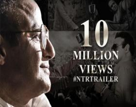 NTR Trailer Bagged 10 Million views