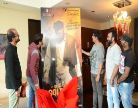 Abburi Ravi as Ghazi Baba in 'Operation Gold Fish'