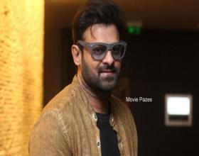 Prabhas Revealed Mano Viragi First Look