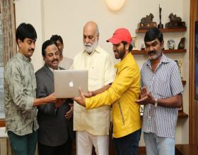 '4 Letters'Teaser Launched ByRaghavendra Rao