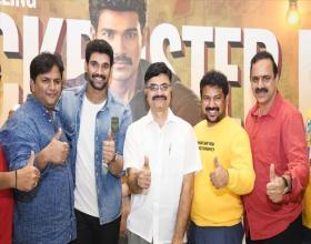 Thanks to Koneru Sathya Narayana For Giving a hit Movie Rakshasudu- Srinivas