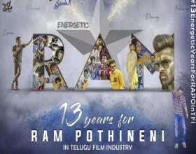 Ram's 13 Years Career in Telugu Cinema