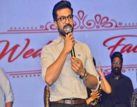 Varun is Doing Movies That Makes me Jealous - Ram Charan
