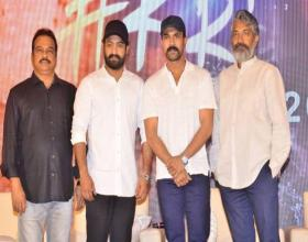 RRR Theatrical Rights Sold For Whooping Amount
