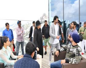 Prabhas Delighted With Saaho Shooting Experience