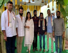 Sai Dharam Tej Next Chitralahari Launched