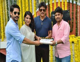Naga Chaitanya, Samantha & Shine Screens Production No 2 Launched