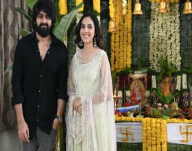 Naga Shaurya and Ritu Varma New Movie Launched