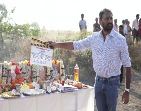 'Naarappa' Shooting Begins in Ananthapur
