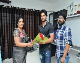 Sudheer Babu Released Jhansi Teaser
